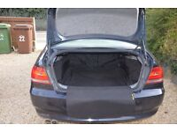 Heavy duty custom made boot liner for BMW Coupe (2006) E92