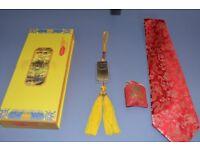Silk Tie gift set