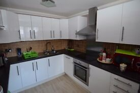 Three Bedroom, Two Storey Flat with Garden - Available March