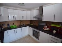 Three Bedroom, Two Storey Flat with Garden - Available April