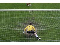 Goalkeeper needed in BALHAM this weekend, FREE FOOTBALL FOR GOALKEEPERS, PLAY FOOTBALL IN LONDON
