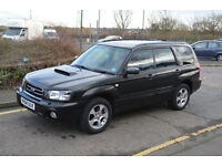 SUBARU Forester Estate 2.0 auto 4wd ( LPG fitted )