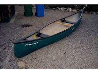 Venture Prospector 15. 2 person canoe