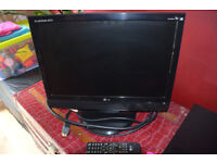 TV/Monitor 19'' 15£ Rugby