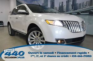2013 Lincoln MKX *Cuir,Toit ouvrant,Navigatiom*