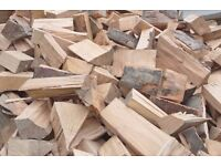 Firewood for sale Bags or Trailer load