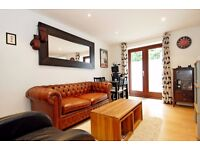 A bright and airy one bedroom apartment offering a private garden, located on Lillie Road.