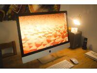 27 inch iMac (late 2013) 3.4GHz Intel Core i5 - 8GB RAM