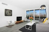 LUXURY Remodeled Highrise: off-BROADWAY, modern  spacious 1 BD