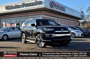 2015 Toyota 4Runner LIMITED 7 PASSAGER!!!!! MAGS ROOF LEATHER GP