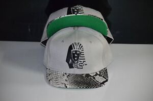 Last Kings Snapback Cap Snakeskin New Collection Tyga Tisa Dope Obey YMCMB OVOXO