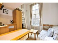 West Kensington - Modern, Self Contained Studio Flat To Let. Free Wi-Fi