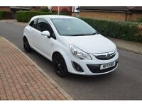VAUXHALL CORSA 1.2 SXI 2 DOOR SPORTS IN WHITE
