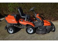Lawn Tractor / Ride on Mower Husqvarna Rider 316Ts AWD(all wheel drive)(4 Wheel Drive)Towing hitch