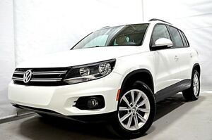 2015 VOLKSWAGEN TIGUAN HIGHLINE AWD 4X4 TOIT OUVRANT GPS CAMERA