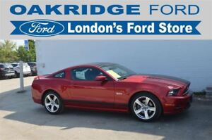 2013 Ford Mustang GLASS TOP, 420HP, 19'' WHEELS, PREMIUM