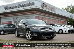 2014 Toyota Venza V6 XLE AWD LEATHER, PANORAMIC ROOF, BACKUP CAM