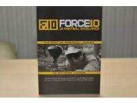 10 x Full-day Force10 Paintballing tickets, includes equipment hire, lunch and 100 bonus balls