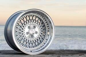 LIQUIDATION!!!  MAGS KLUTCH 15'' 18'' 19'' 4X100 5X120 5X100 5X114.3 BMW VOLKS SUBARU JDM / ***EN STOCK***