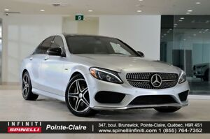2016 Mercedes-Benz C-Class C 450 AMG RARE! NEW WINTER TIRES! GPS
