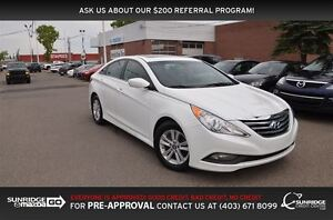 2014 Hyundai Sonata GLS, BACKUP CAMERA, SUNROOF, HEATED SEATS