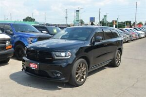 2017 Dodge Durango R/T - AWD, GPS, Sunroof, Bluetooth