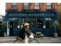 Bar/Floor Staff member required for nice Clapham independent Gastro