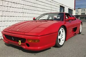 1997 Ferrari 355 Challenge Race Car