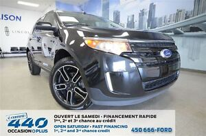 2014 Ford Edge SEL | AWD, TOIT PANORAMIQUE, NAVIGATION