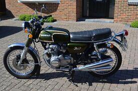 CB350 FOUR 1972 Rare Genuine Classic Motorcycle