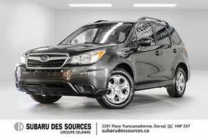 2014 Subaru Forester 2.5i at Certifie $154.50 / 2 Semaines