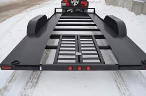 Car Hauler Trailers Engineered by a Race Car Driver for a Trailer that Works and Keeps Working