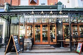 Senior CDP/ junior sous wanted for busy sports led pub -- accomodation included