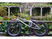 Fully custom kylebaldock Bmx £1500+ new