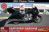 2013 Victory Vision Touring MINT CONDITION!!!