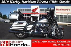 2010 Harley-Davidson FLHTC Electra Glide Classic TOP OF THE LINE