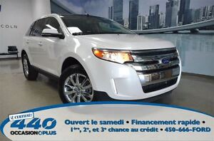 2014 Ford Edge Limited  *Cuir, Toit, Navigation*