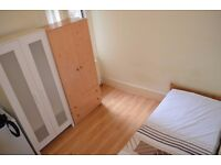 Lovely single room to rent close to two tube stations on zone 2-3 - All bills and WI-FI included!