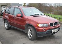 BMW X5 AUTOMATIC FOR SALE