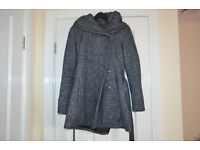 New Look Coat size UK 14 vgc!!