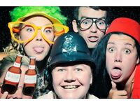 JANUARY SALE - Photo Booth hire £200 for 3 hours, only £25 deposit to secure date, all areas covered