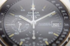 Omega Speedmaster 125 Anniversary automatic mechanical chronograph chronometer wristwatch - '73
