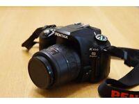 Pentax K100D Super DSLR
