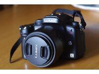 Panasonic Lumix GH1 digital camera with 14-42mm lens