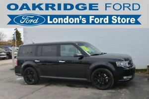 2017 Ford Flex ACCIDENT FREE, LIMITED, SEATS FOR 7, HEATED/COOLE