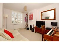 Two Double Bedroom Mid Terraced House on Lessingham Avenue, London, SW17, £1550 Per Month