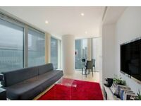 1 bed apartment in great location walking distance to heart of Canary wharf E14, Landmark east-TG