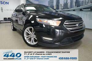 2013 Ford Taurus | AWD, ÉCRAN TACTILE, AUCUN ACCIDENT