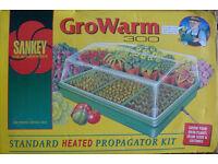Heated Seed Propagator