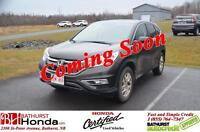 2015 Honda CR-V Ex-L LIKE NEW EXCEPT THE PRICE!!!! Fully Equippe